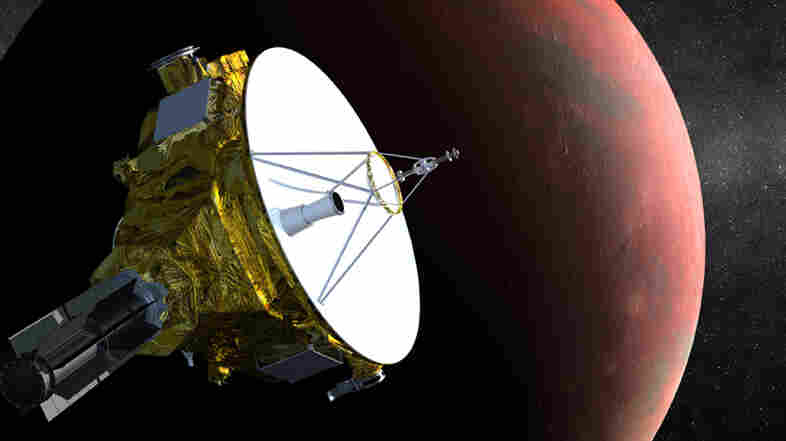 Mark Your Calendars: In A Year, We'll Arrive At Pluto