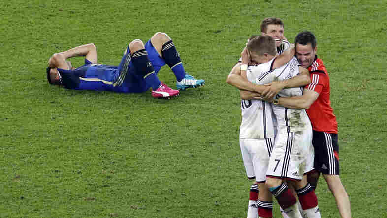 Germany Wins World Cup Over Argentina With Late-Game Goal