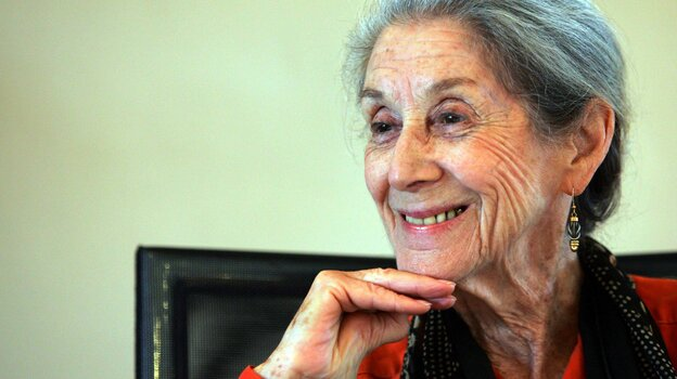In addition to her 15 novels, Nadine Gordimer authored several volumes of short stories and nonfiction.