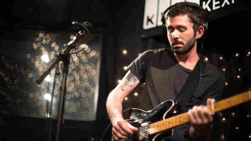 The Antlers performed live at KEXP's studios in Seattle.