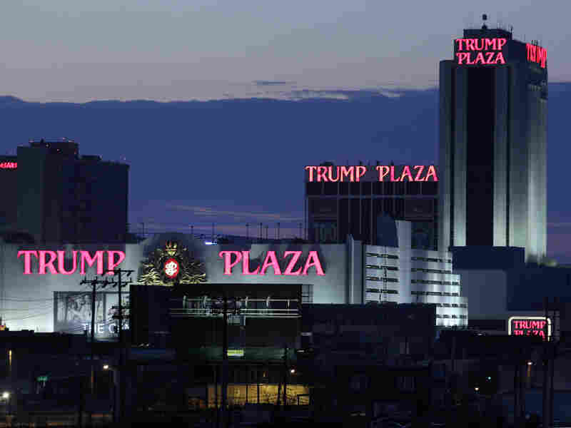 Trump plaza hotel and casino