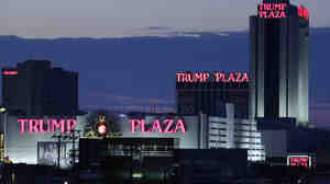The Trump Plaza Hotel and Casino opened to much fanfare in 1984 but may close by mid-September.
