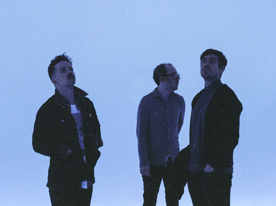 Bear In Heaven's new album, Time Is Over One Day Old, comes out Aug. 5.
