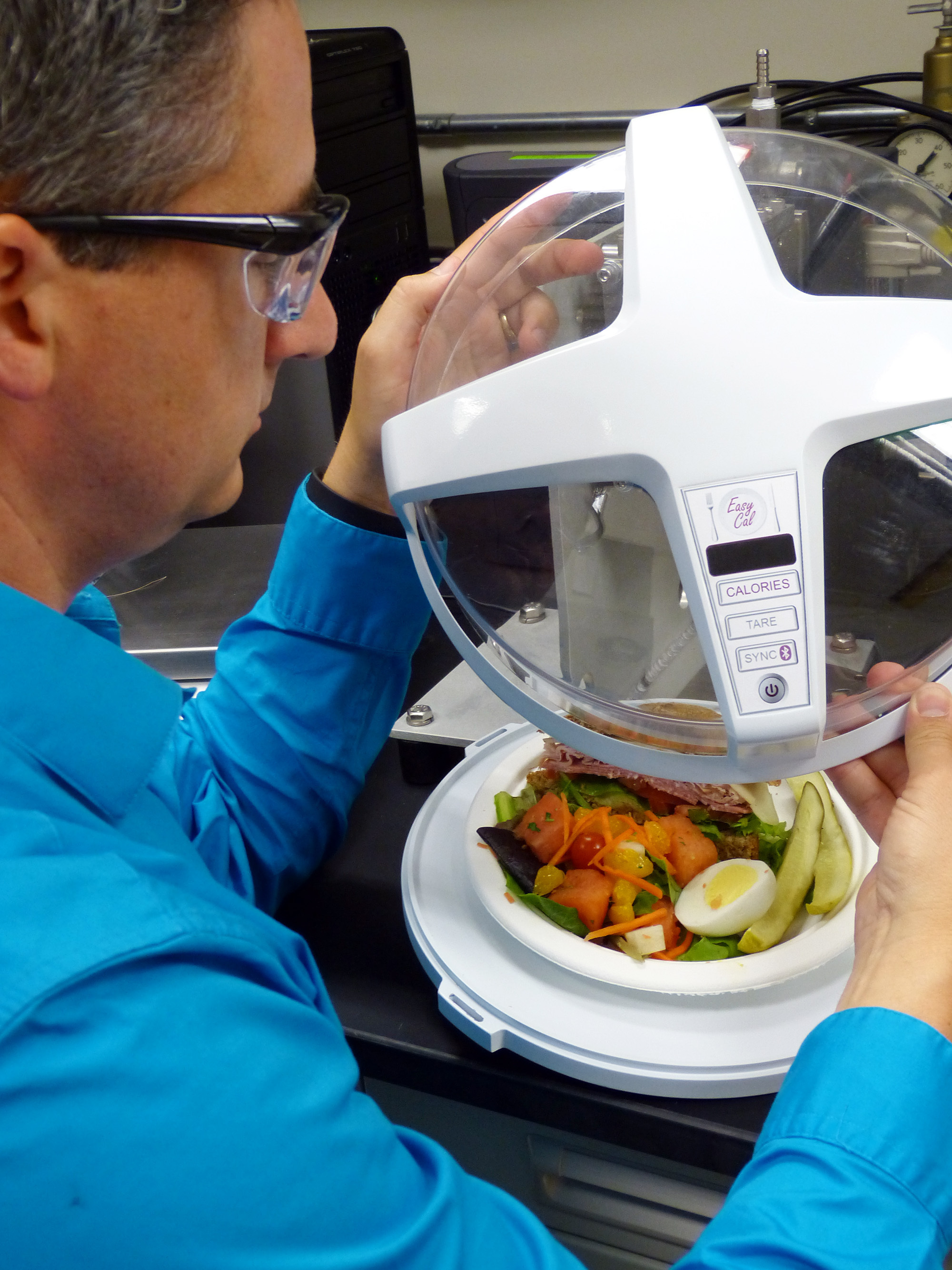 Calorie Counting Machine May Make Dieting Easier In The Future