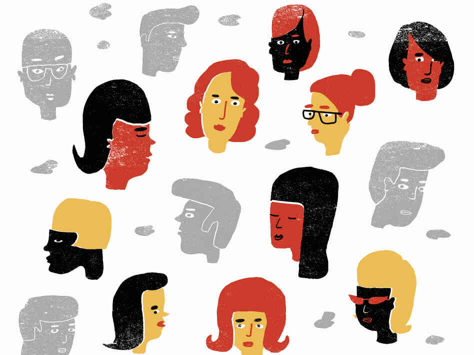 Do We Choose Our Friends Because They Share Our Genes? : Shots - Health News : NPR