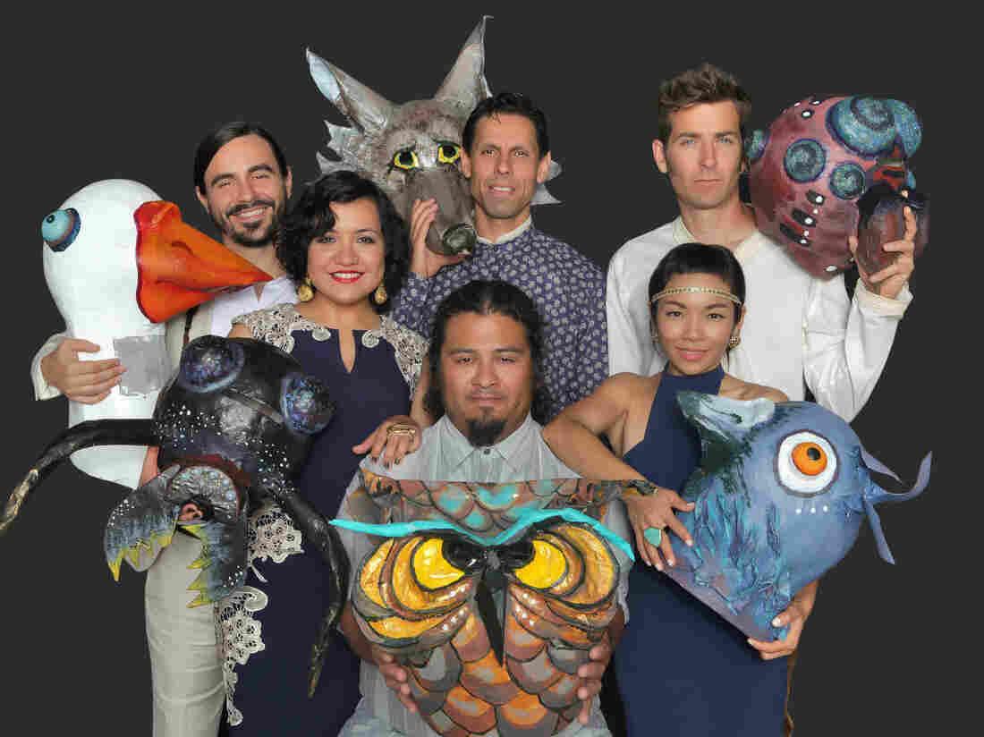 Quetzal's new album, Quetzanimales, comes out July 29.