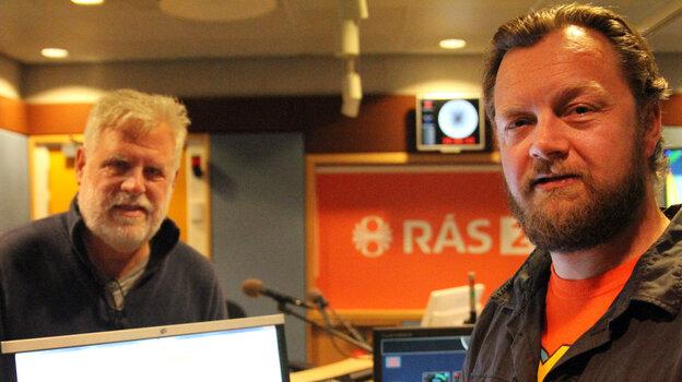 David Dye and Óli Palli.