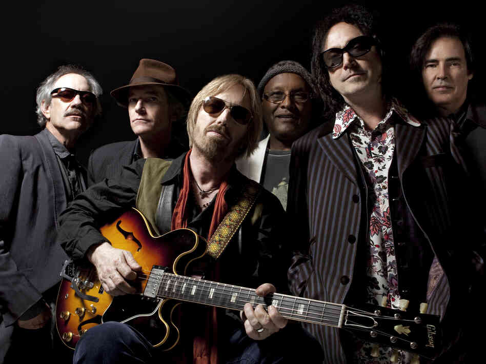 Tom Petty & The Heartbreakers' new album, Hypnotic Eye, comes out July 29.
