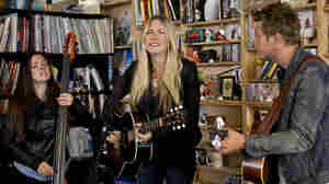 Holly Williams: Tiny Desk Concert