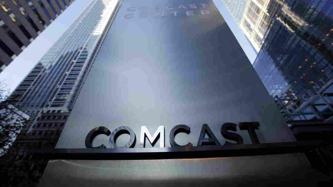 Comcast is the largest cable company and home Internet service provider in the United States.