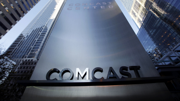 Comcast is the largest cable company and home Internet service provider in the United States. (AP)