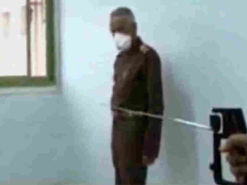 A broadcast on Egyptian State Television earlier this year showed a device that the army said could detect and cure AIDS and hepatitis.