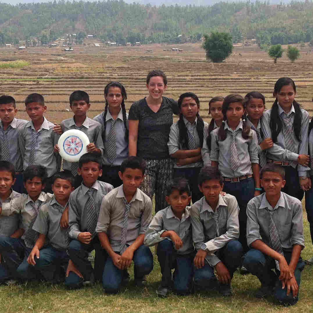 Nepalis Treat This Peace Corps Volunteer Like Justin Bieber