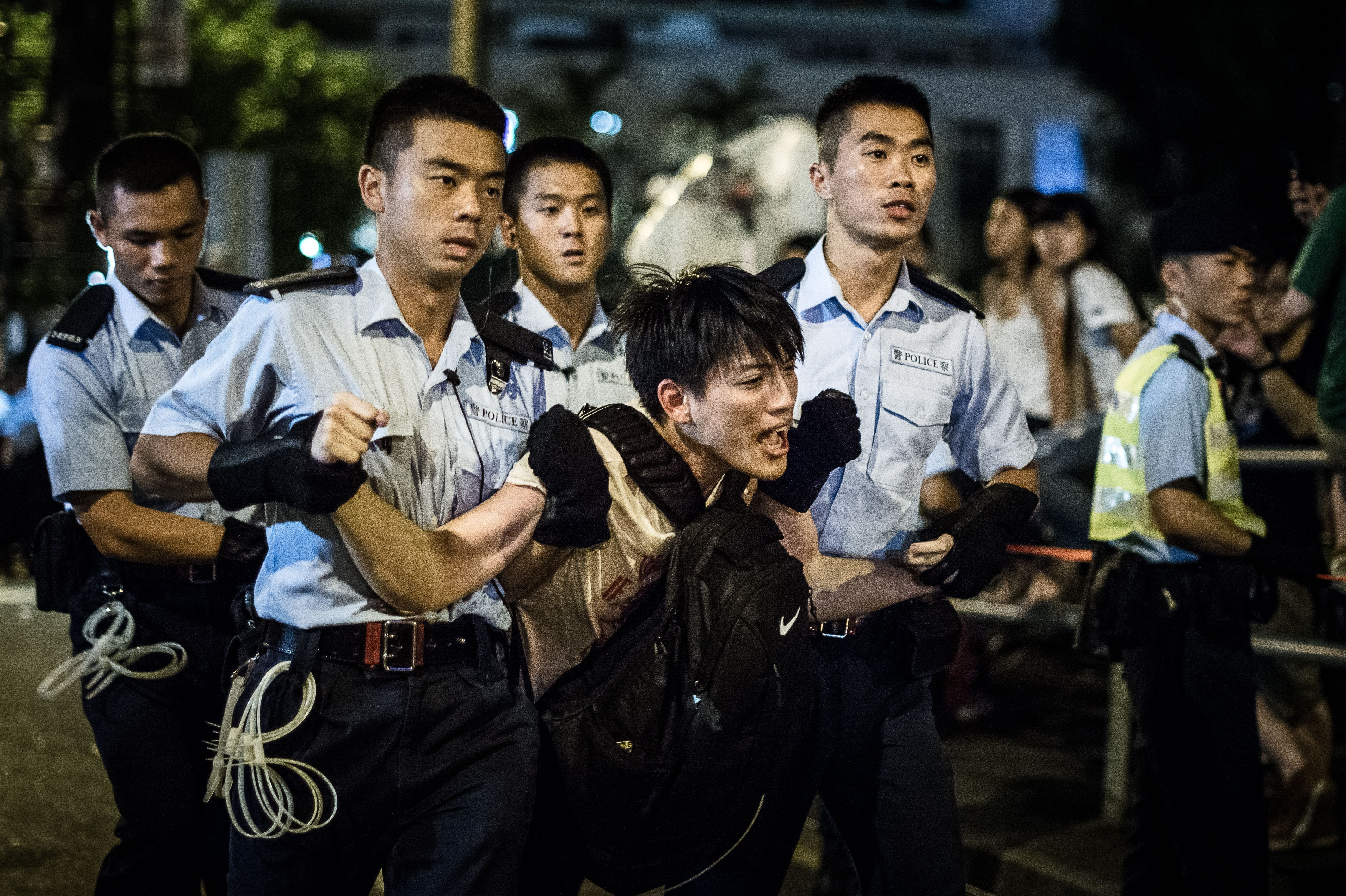 Violence And Other Threats Raise Press Freedom Fears In Hong Kong