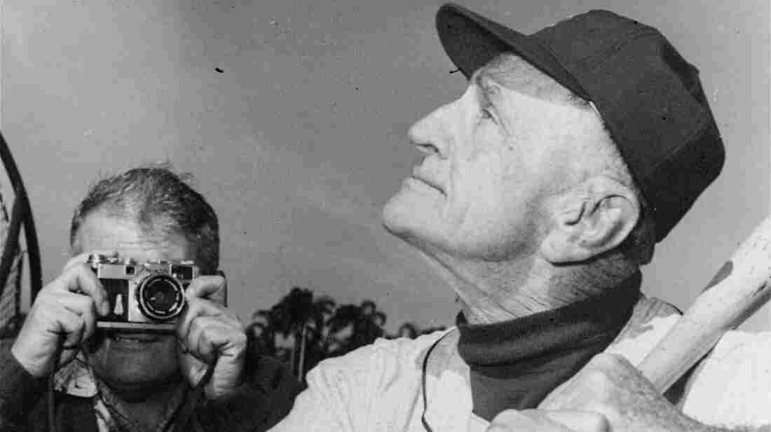 Charles Dillon Stengel had been known as Dutch — derived from the German Deutsch. Only after the U.S. went to war was Casey Stengel born.