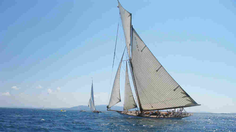 The Grandes Dames Of The Sea Ply The Tuscan Waters