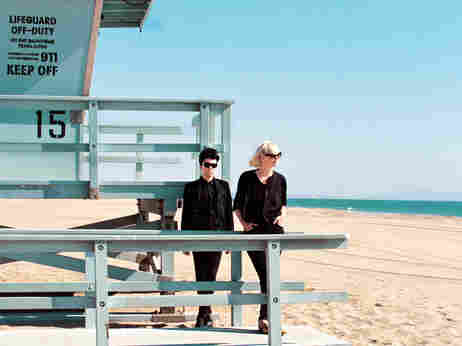 The ocean serene, the sharks below — The Raveonettes play noise against melody so well.