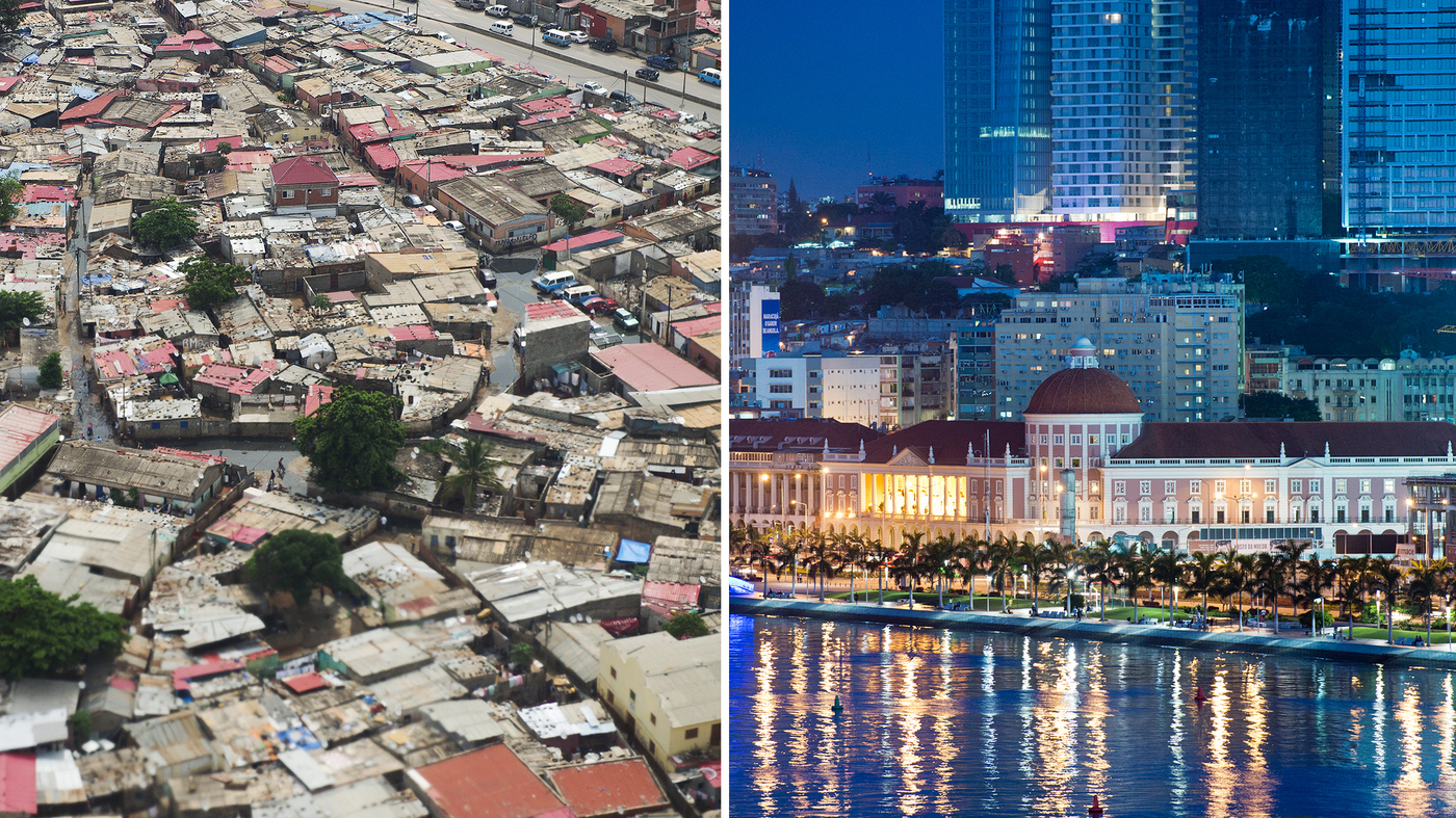 Move Over Hong Kong The Worlds Priciest Cities Are In Angola And - Poor cities in africa