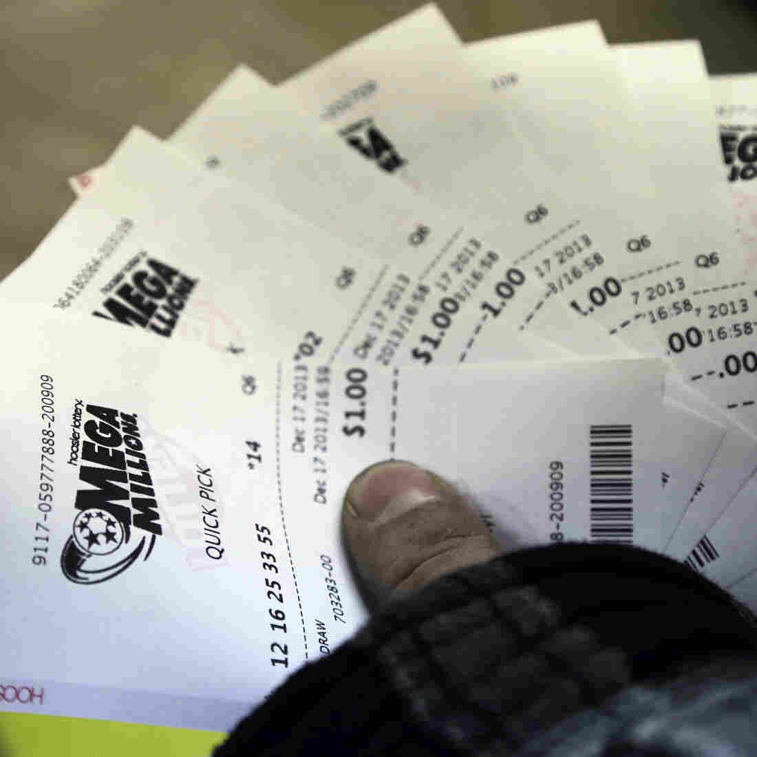 Lotteries Take In Billions, Often Attract The Poor