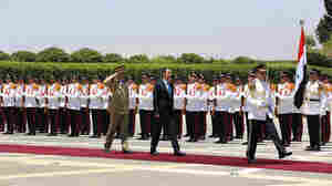 Syria's Assad Sworn In For Third 7-Year Presidential Term