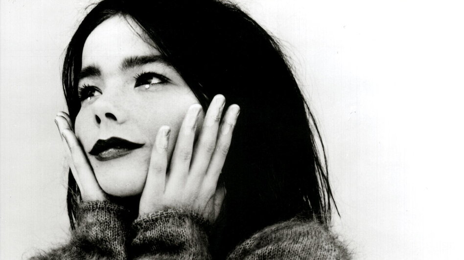 Björk. (Courtesy of the artist)