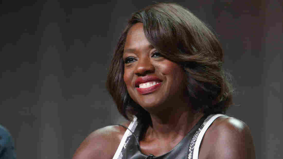 Actress Viola Davis speaks about her new ABC show How to Get Away with Murder at the Television Critics Association's summer press tour in Los Angeles.