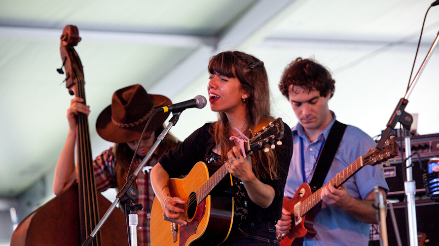 NPR Music Returns For 2014's Newport Folk Festival