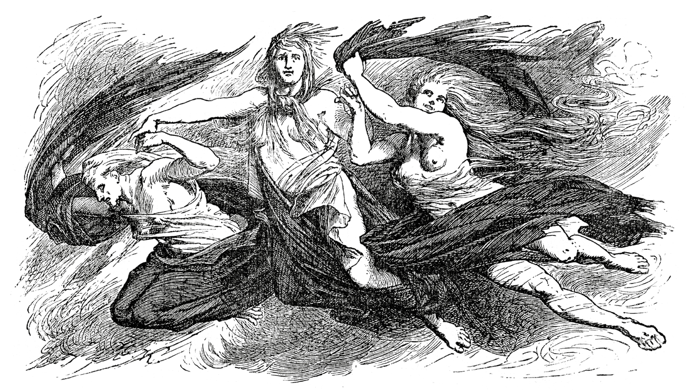 how does shakespeare use the witches Supernatural in shakespeare's plays: in the time of william shakespeare there was a strong belief in the existence of the supernatural thus, the supernatural is a recurring aspect in many of mr shakespeare¹s plays.