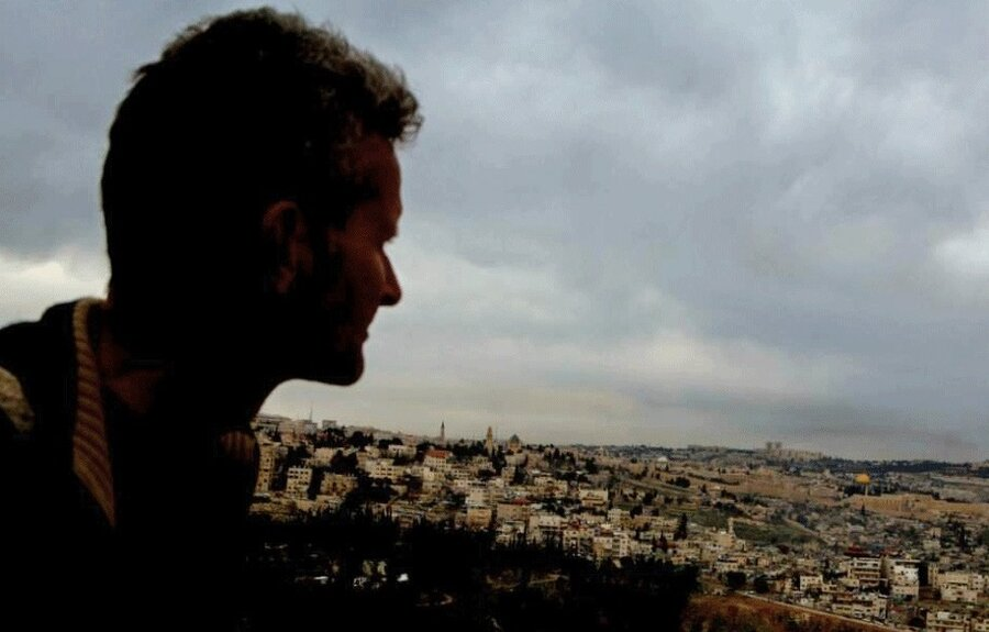 Amid A 'Shimmering' Tension, A Walk Through Israel And The West ...