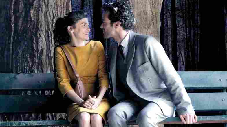 Set in surreal Paris, Mood Indigo, based on the French novel of the same title by Boris Vian, follows Colin, played by Romain Duris, as he falls into a whirlwind courtship hoping to find love.