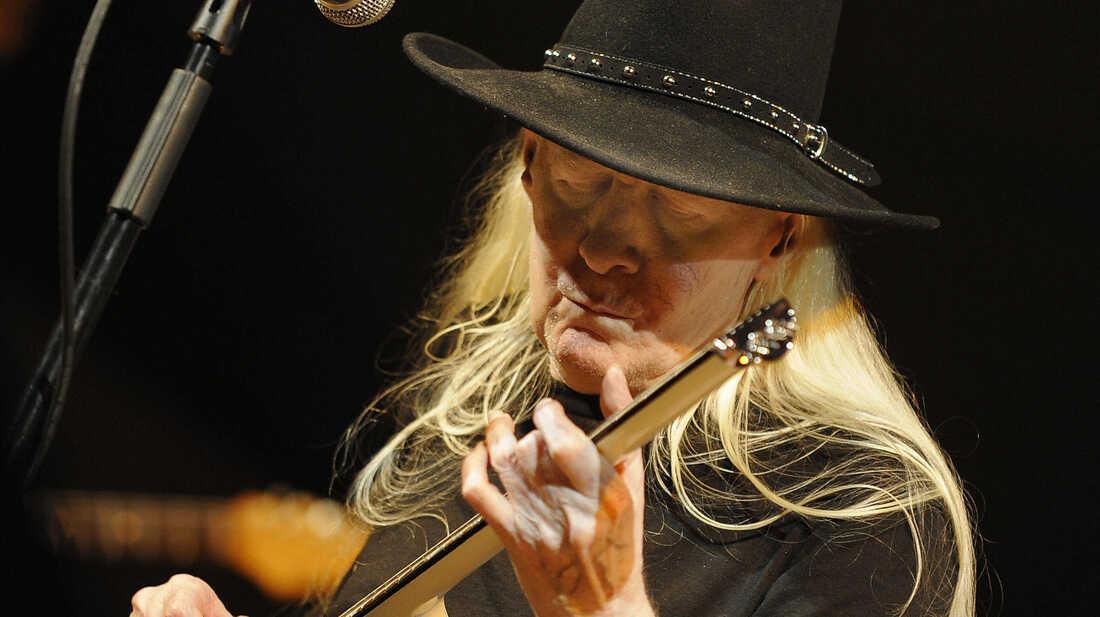 Blues Guitarist Johnny Winter Dies At 70