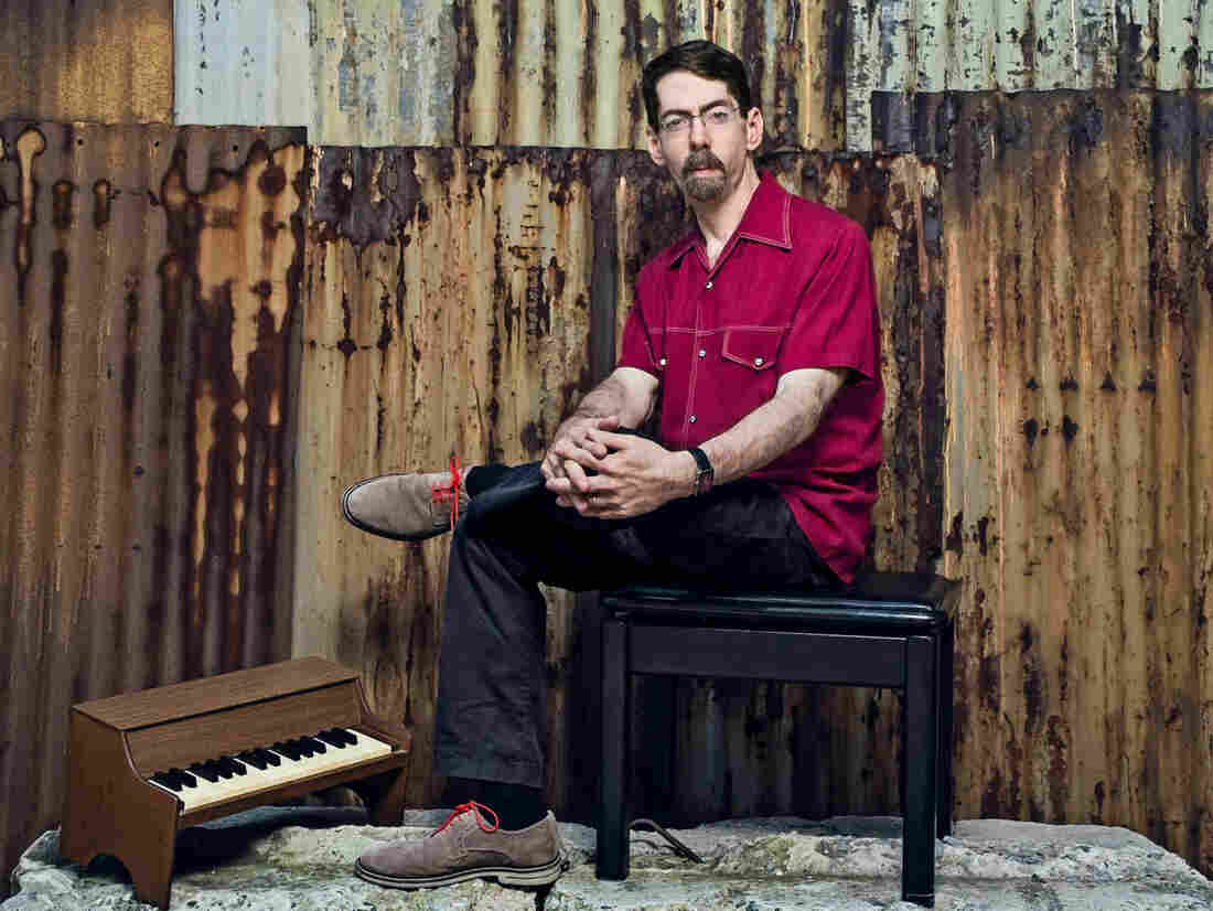 Jazz pianist Fred Hersch released his latest album, a trio recording called Floating, in July.