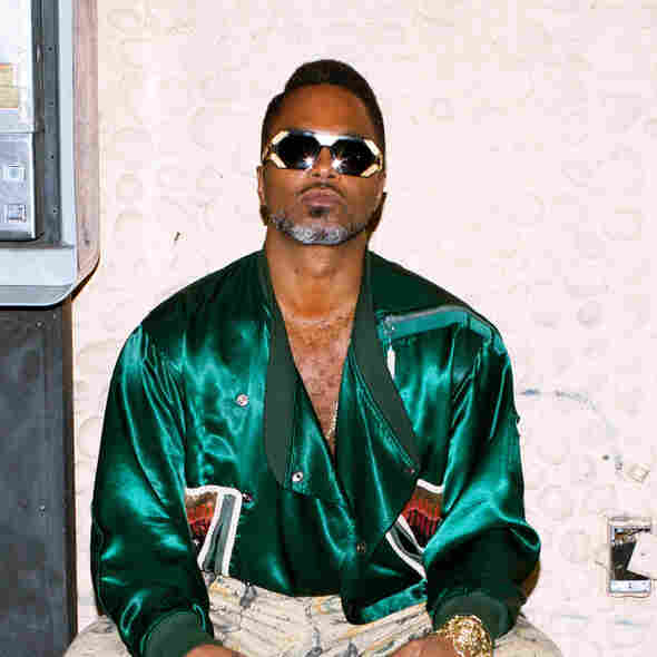 Shabazz Palaces' new record, Lese Majesty, comes out July 29.