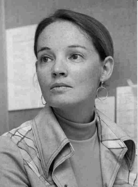 Clela Rorex, shown here in her office while she was serving as Boulder County clerk in 1975, says she didn't anticipate the hate-filled response after she issued marriage licenses to same-sex couples.