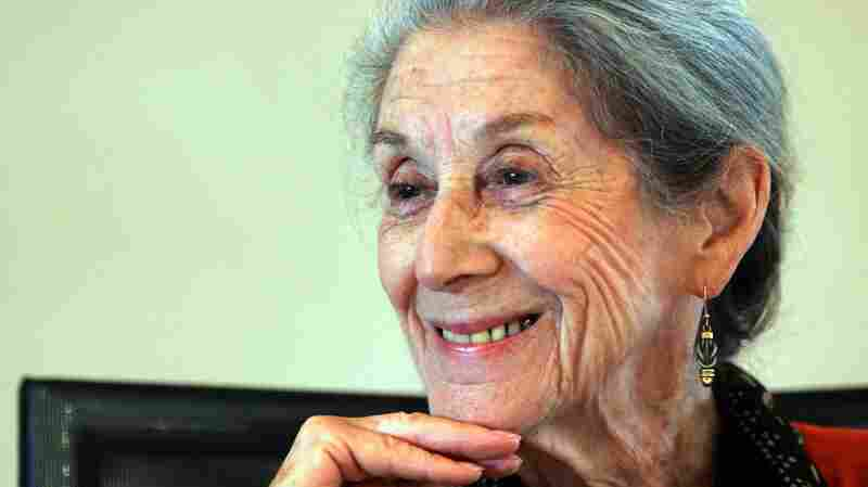 Nadine Gordimer passed away this week at age 90, after a lifetime of achievement in writing and anti-apartheid activism.