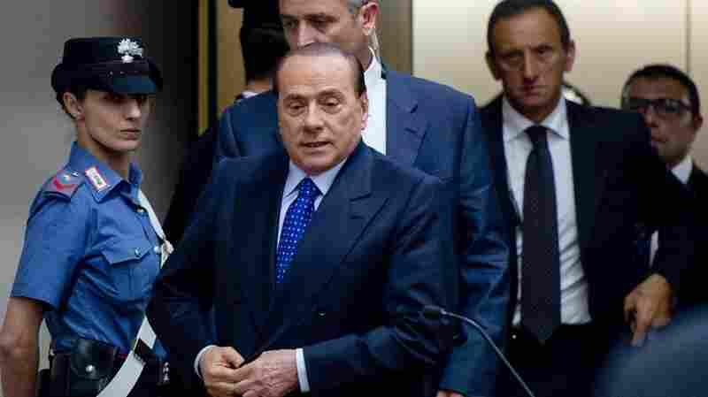 Berlusconi Underage Sex Conviction Overturned By Italian Court