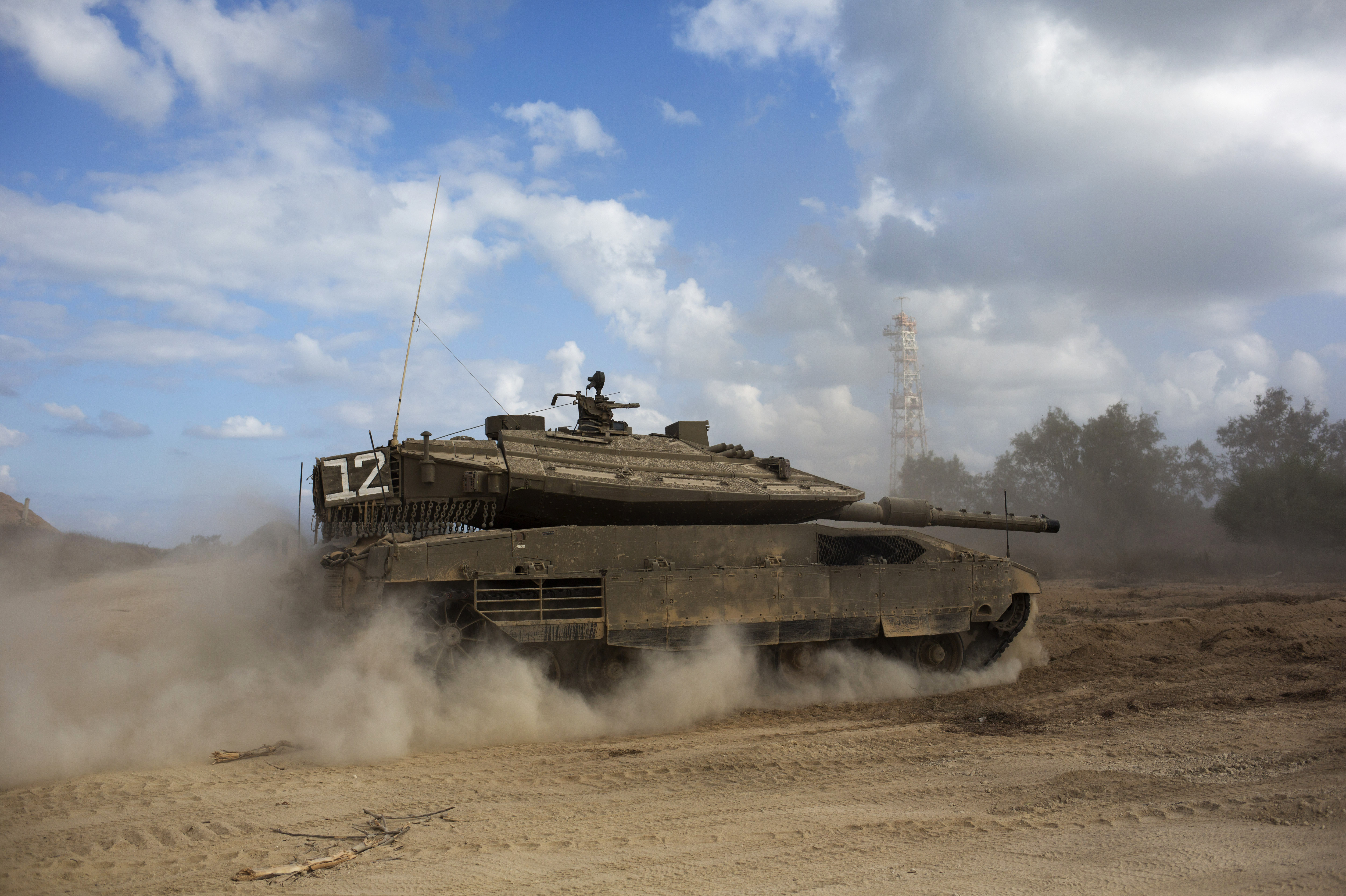 What To Watch In Israel S Ground Invasion Of Gaza Ncpr News