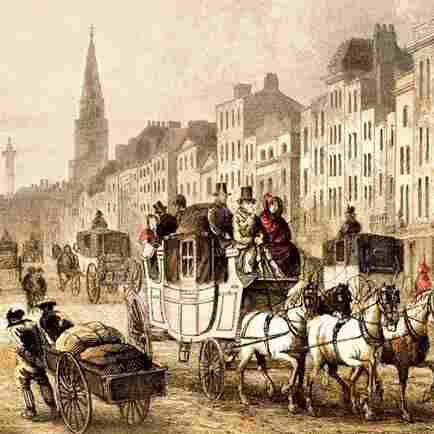London Through The Eyes Of Dickens In 'The Victorian City'