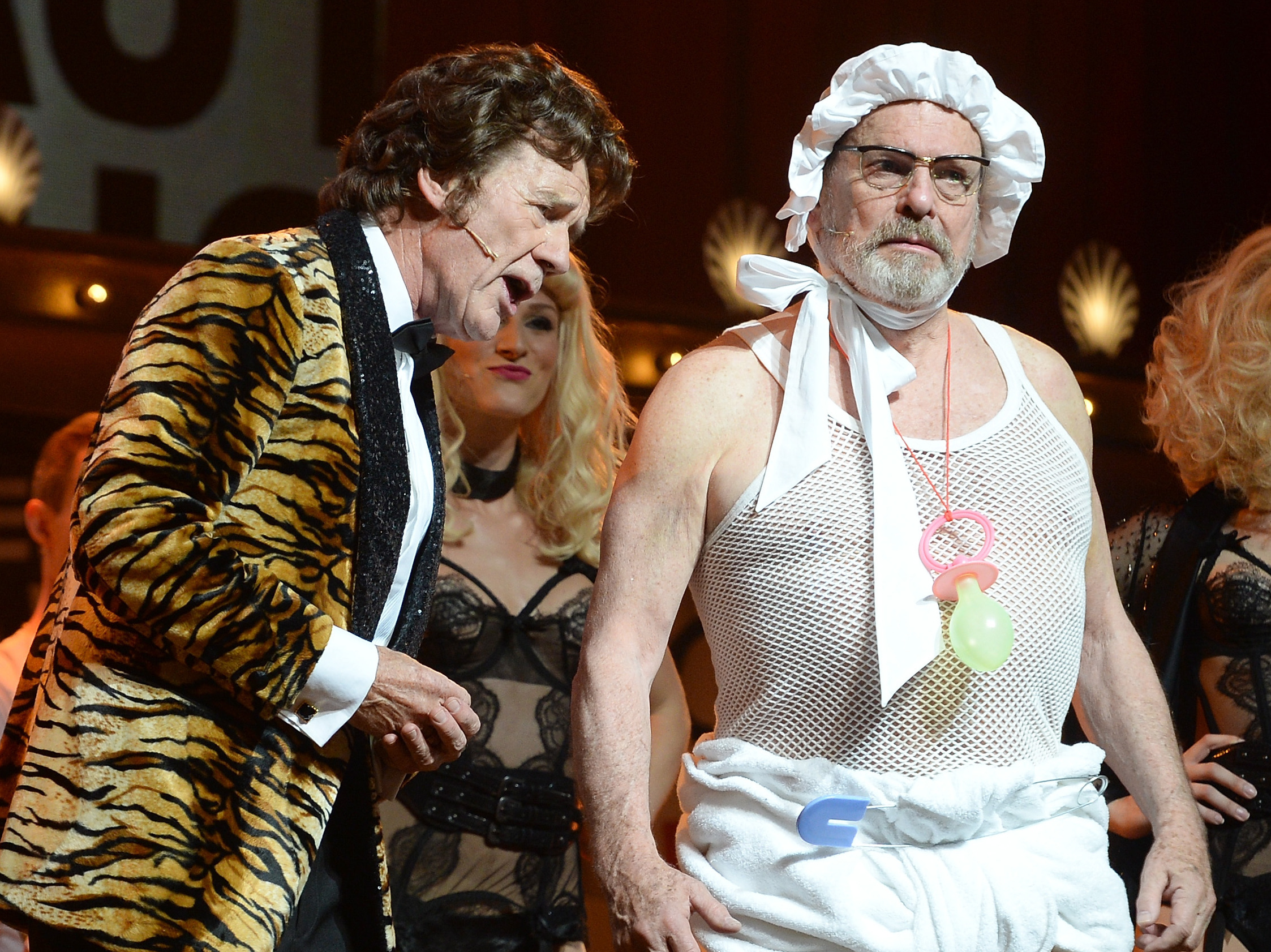 At Monty Python Reunion Show, The Circus Makes One Last Flight