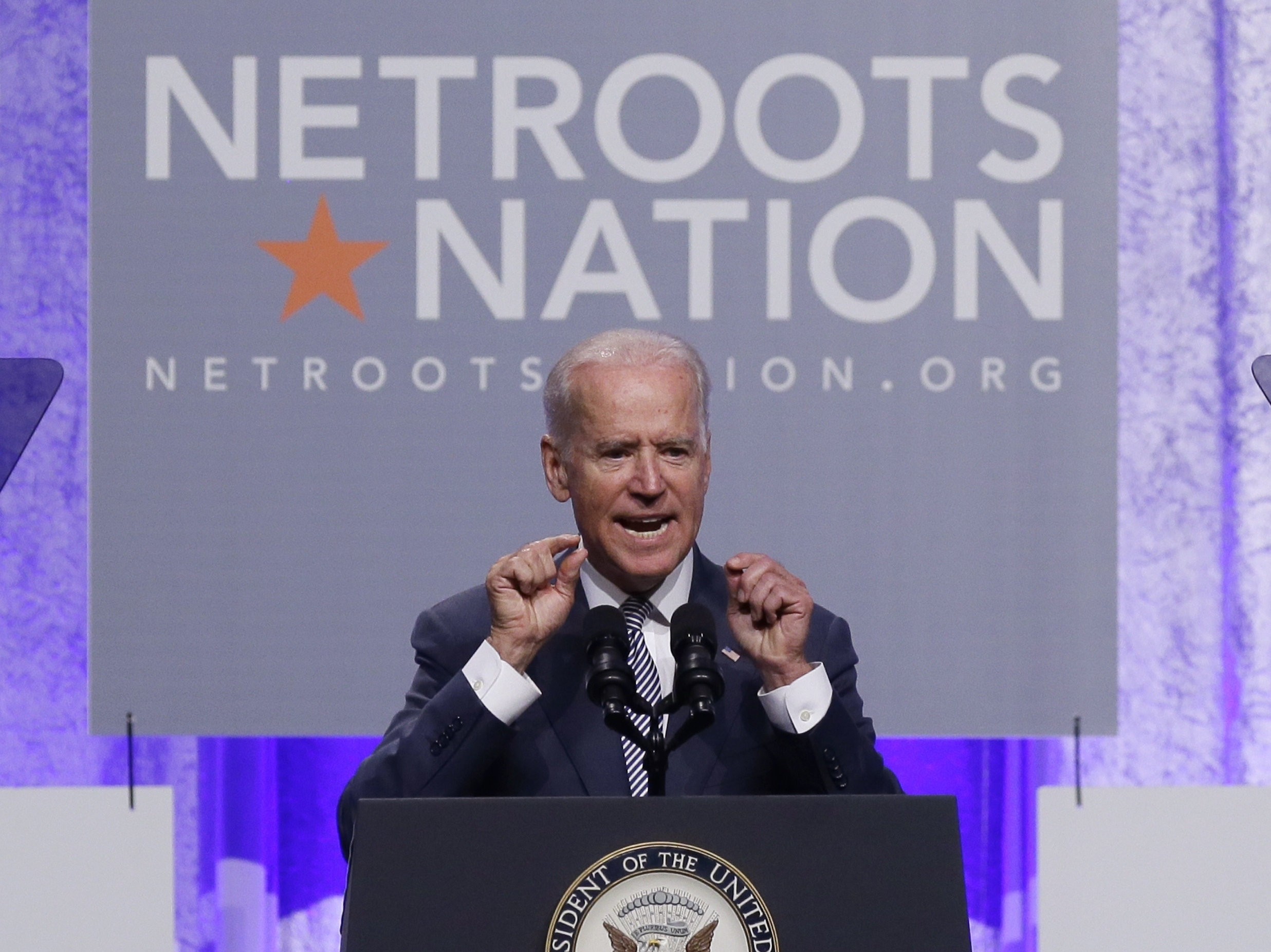 Biden: Loved By The Left, But With Limits