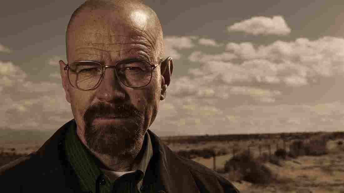 Bryan Cranston as Walter White on AMC's Breaking Bad.