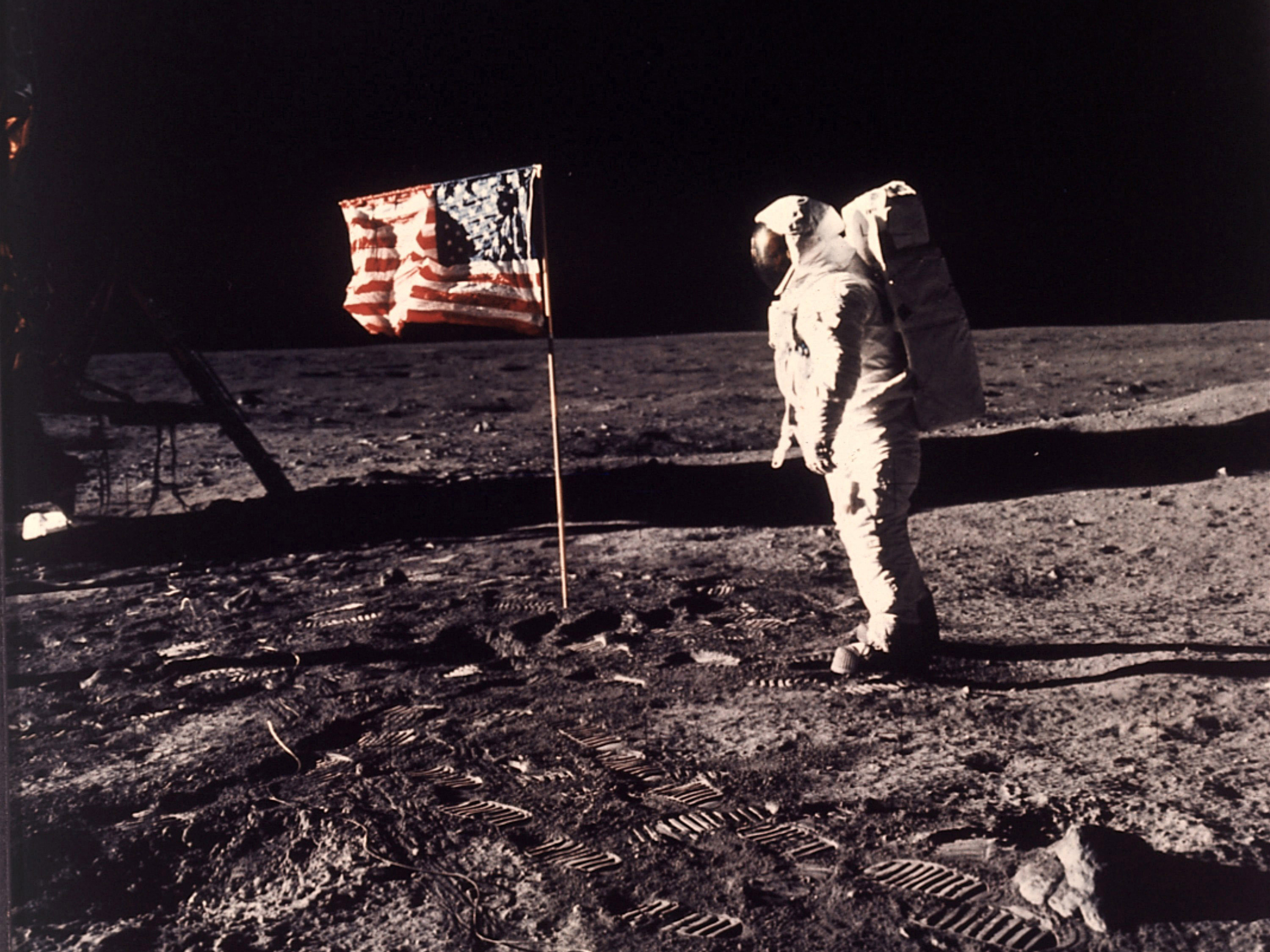 45 Years Ago, Armstrong Took His 'One Small Step'