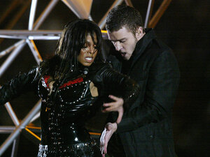 Complaints about Janet Jackson's Super Bowl halftime show performance of 2004 led to a record number of public interacti