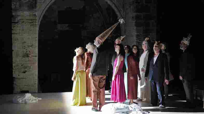 This Year, Avignon Festival Is A Stage For Both Plays And Protest