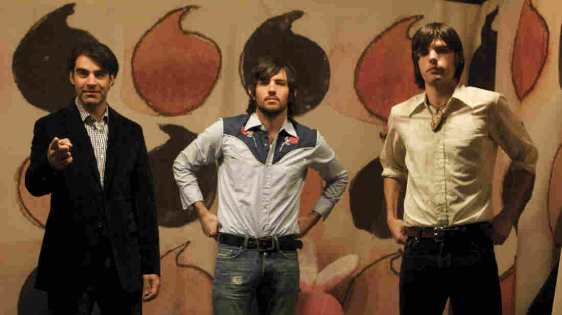 The Avett Brothers.