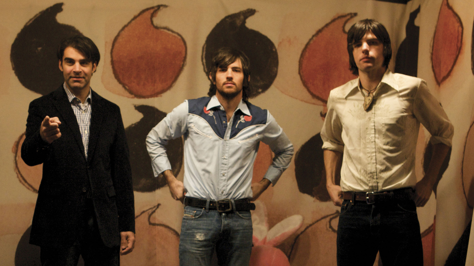 The Avett Brothers. (Courtesy of the artist)