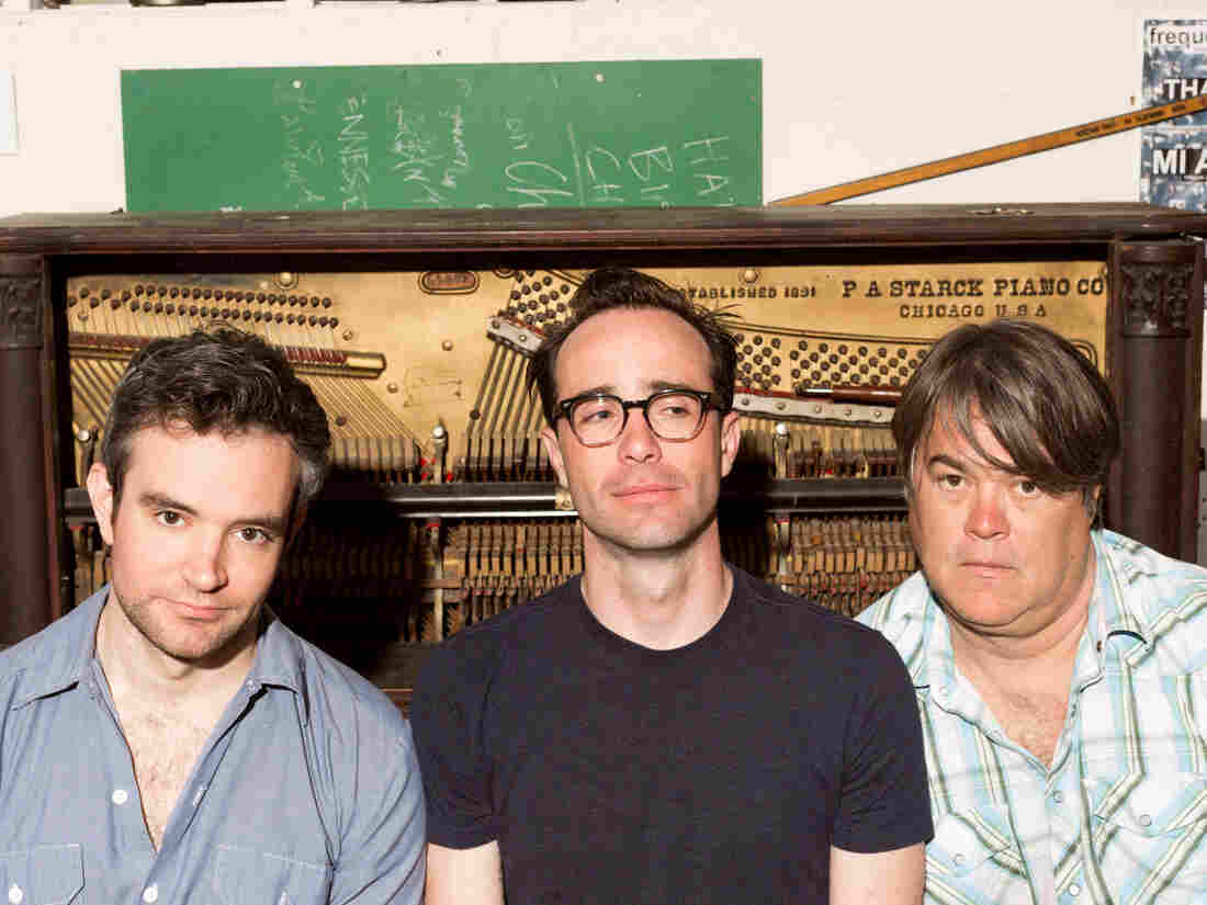 Spider Bags' new album, Frozen Letter, comes out Aug. 5.