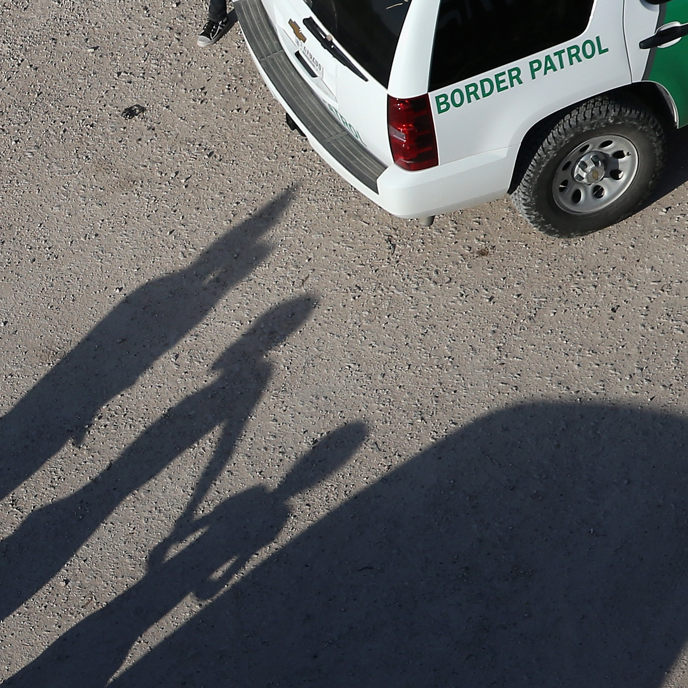 Image for Amid Wave Of Child Immigrants, Reports Of Abuse By Border Patrol