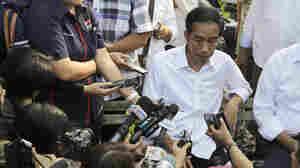 Jakarta Gov. Widodo Wins Indonesian Presidency, Tally Shows