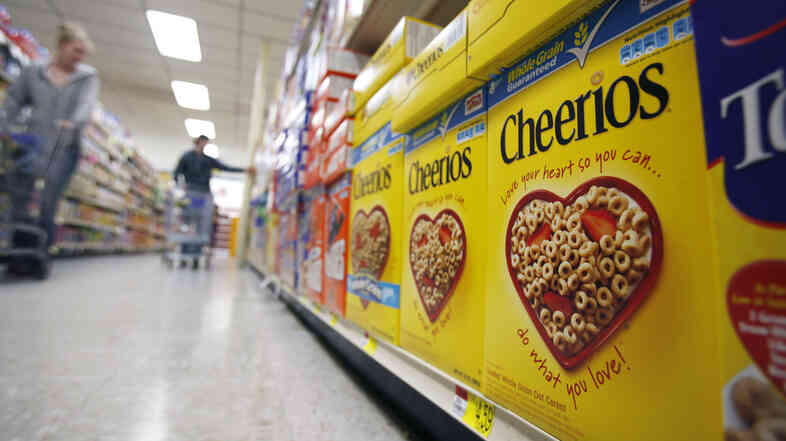 General Mills' original Cheerios are now GMO-free. But you won't find a label on the box highlighting the change.